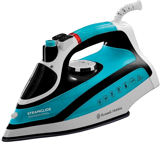 Russell Hobbs Steamglide Professional 2600 W Steam Iron 21370
