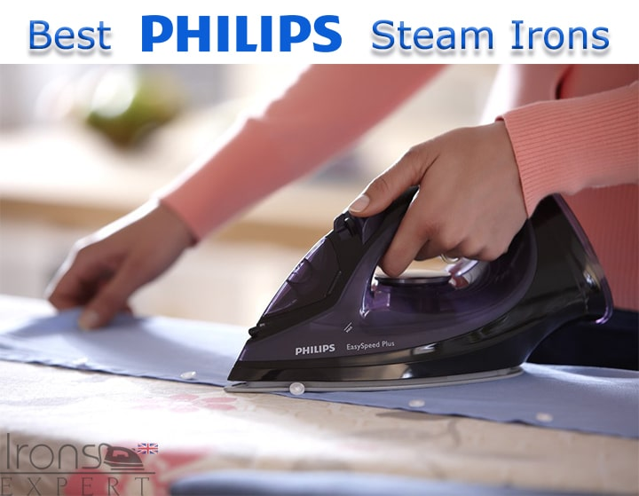 Best Philips Steam Irons 2019 - Review by IronsExpert Team